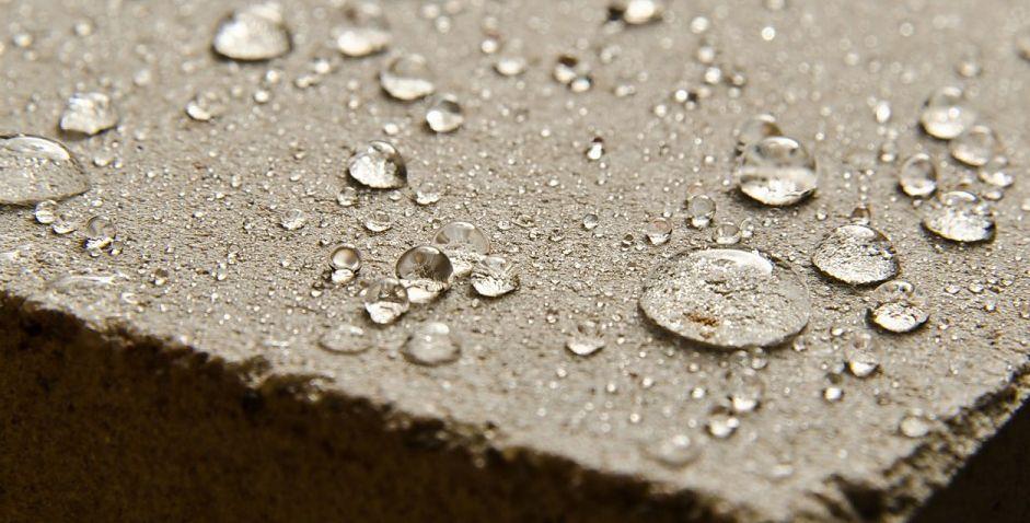Impregnering av betongprodukter
