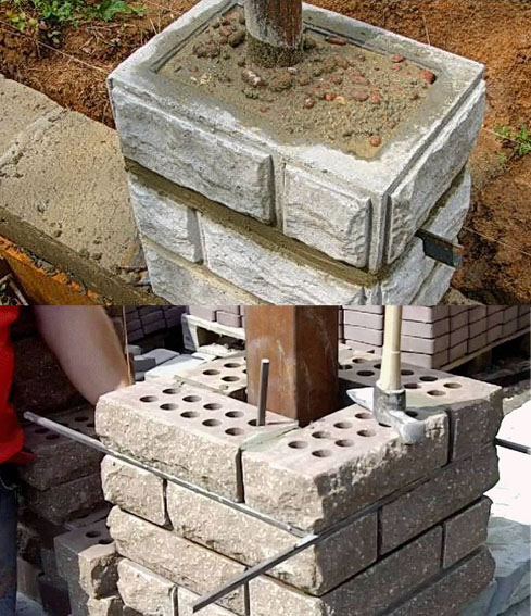 betongstaket