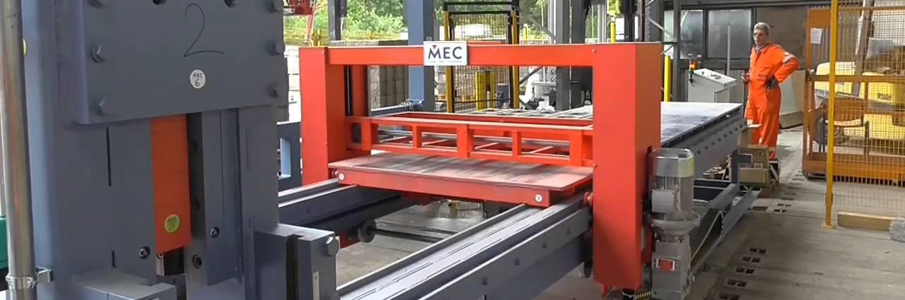 betong staketblock produktion
