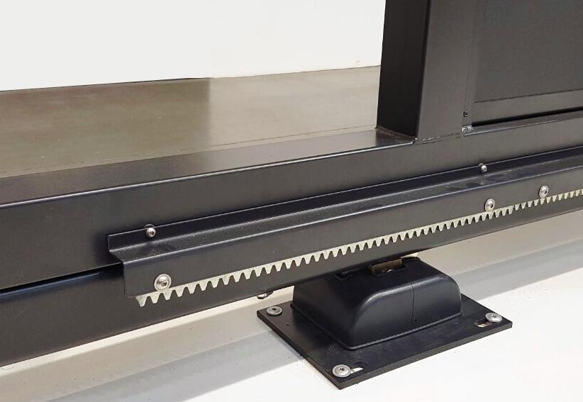 kuggstångshållare for grindautomatik