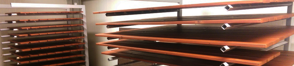 staket plank malning