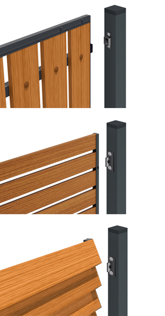 montering av staket