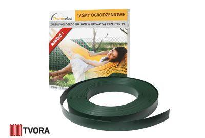 47mm grön stängselband PP