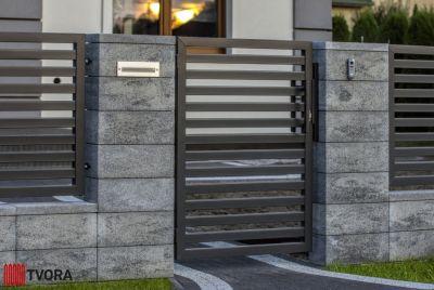 RO blocksystem för staket