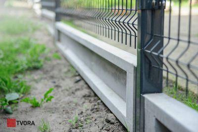 Fundamentsystem för staket