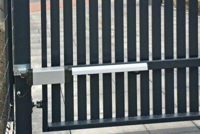 HDG galvaniserade grindar