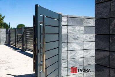 HDG varmförzinkade grindar och staket