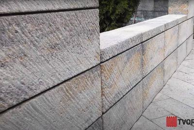 Mur av block RO Perfect