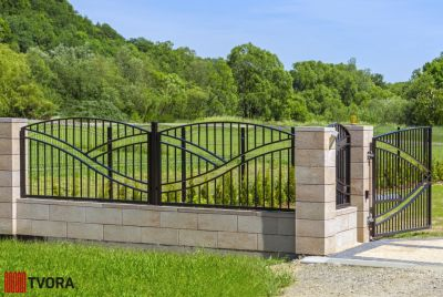 RO staket murblock