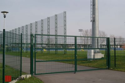 Stängselsystemet