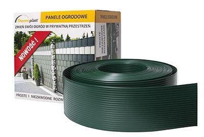 95mm grön stängselband PP