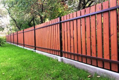 Tålig staket