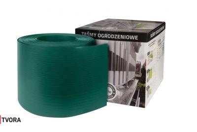 190mm grön stängselband PP 700 gr/m²