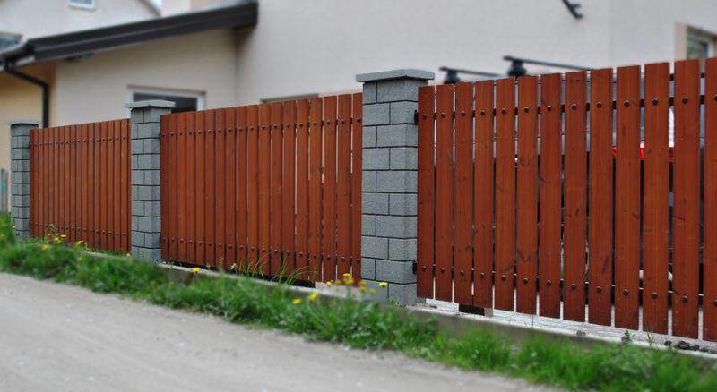 staket von trä